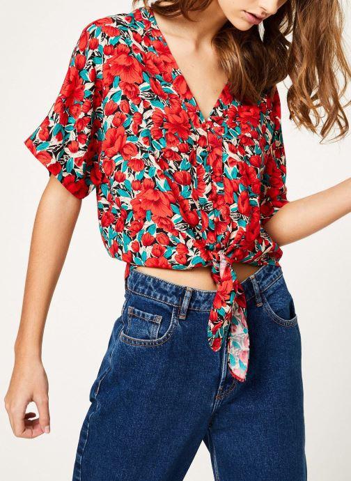 Vêtements Frnch CELIANNE Rouge vue détail/paire