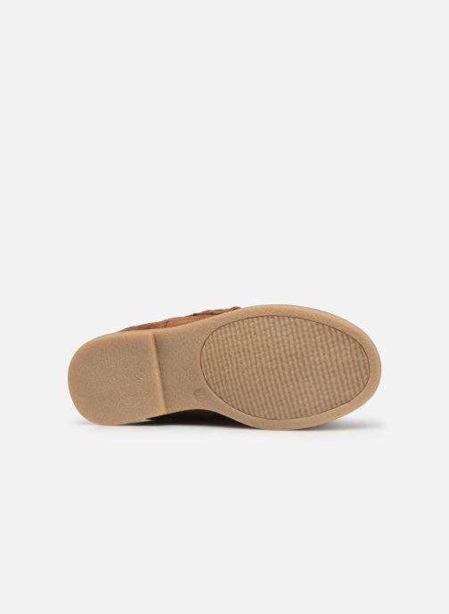 Laarzen MTNG 47380 Bruin boven