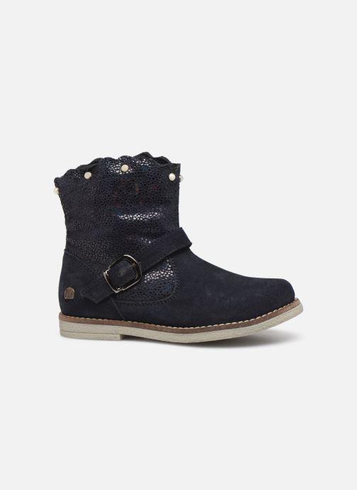 Laarzen MTNG 47833 Blauw achterkant