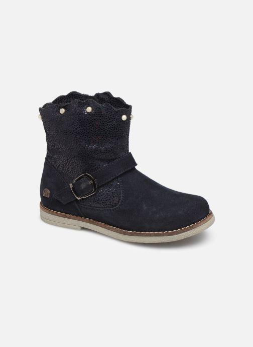Laarzen MTNG 47833 Blauw detail