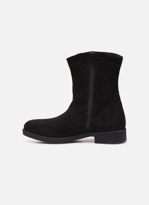 Laarzen MTNG 47835 Zwart voorkant