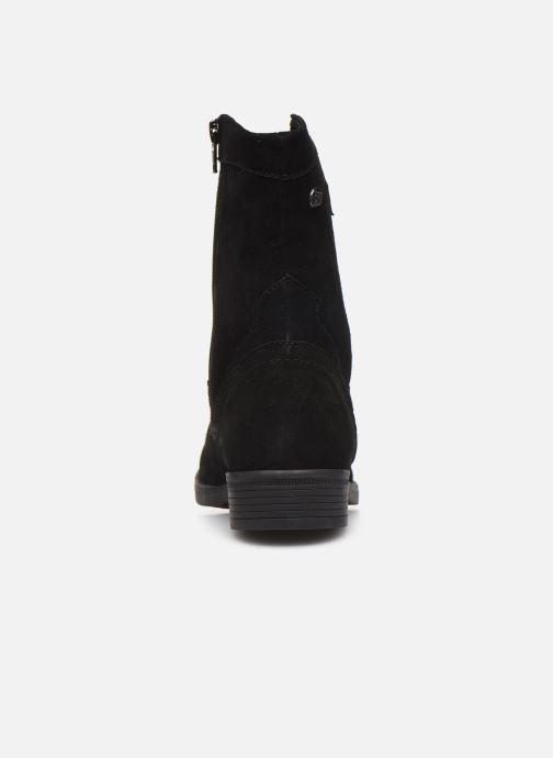Laarzen MTNG 47835 Zwart rechts