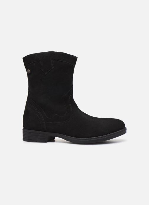 Laarzen MTNG 47835 Zwart achterkant