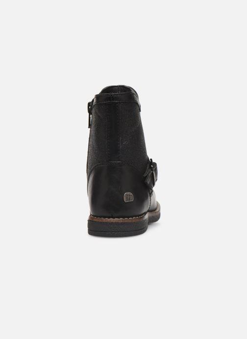 Laarzen MTNG 47840P Zwart rechts
