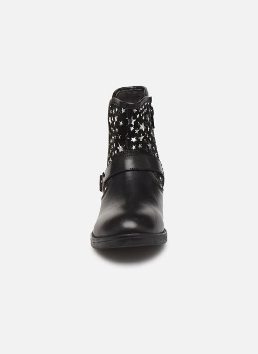 Ankle boots MTNG 47843 Black model view