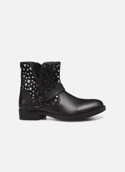 Ankle boots MTNG 47843 Black back view