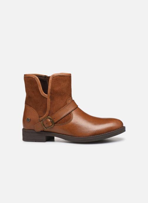 Boots en enkellaarsjes MTNG 47843 Bruin achterkant