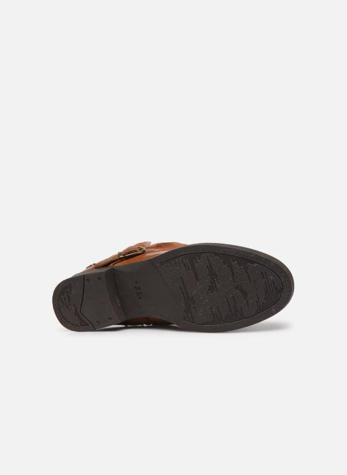 Boots en enkellaarsjes MTNG 47843 Bruin boven