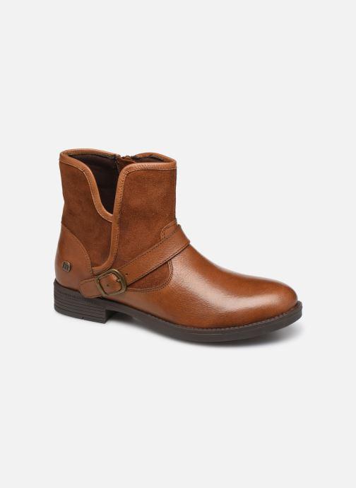Boots en enkellaarsjes MTNG 47843 Bruin detail