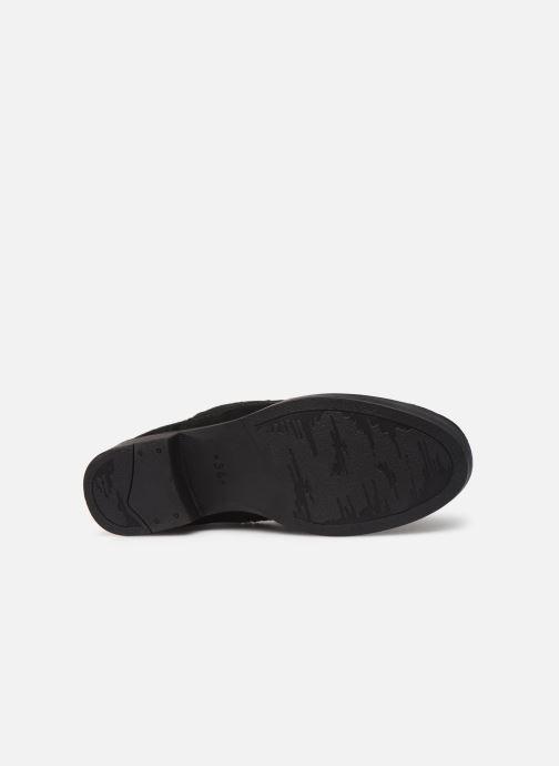 Stiefeletten & Boots MTNG 47849 schwarz ansicht von oben