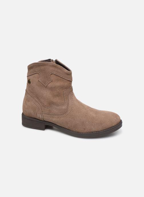 Bottines et boots MTNG 47849 Marron vue détail/paire