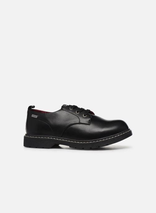 Chaussures à lacets MTNG 47854 Noir vue derrière