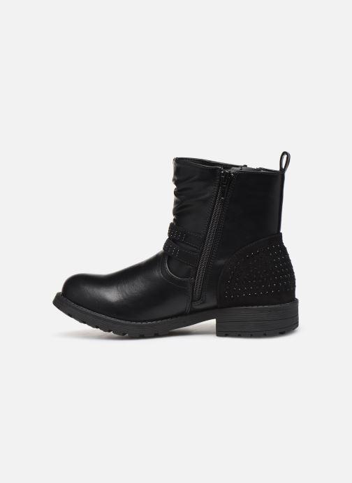 Laarzen MTNG 48855 Zwart voorkant