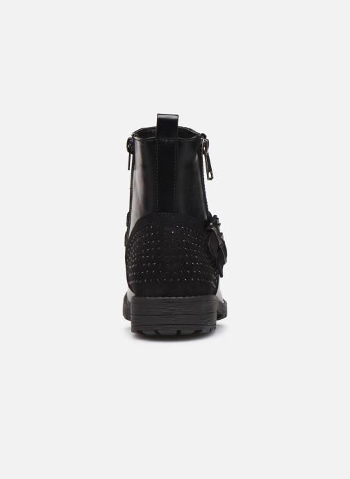 Laarzen MTNG 48855 Zwart rechts