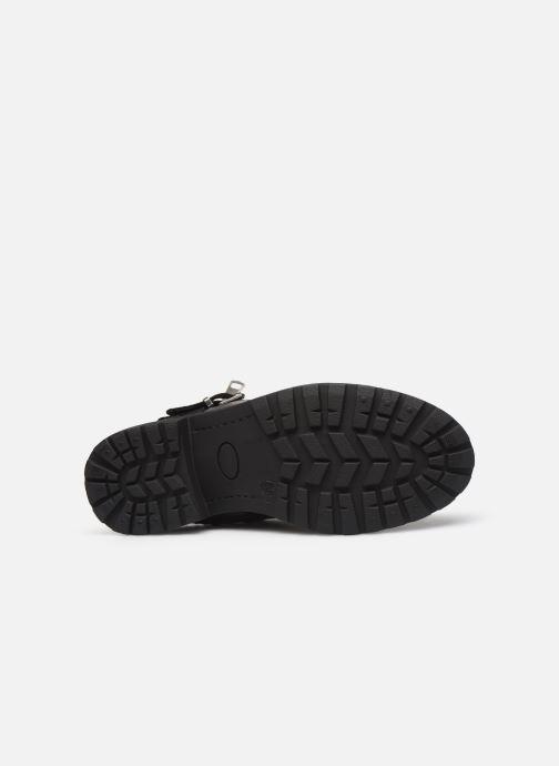 Laarzen MTNG 48855 Zwart boven