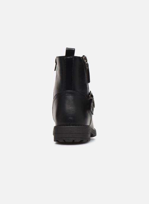 Bottes MTNG 47856 Noir vue droite
