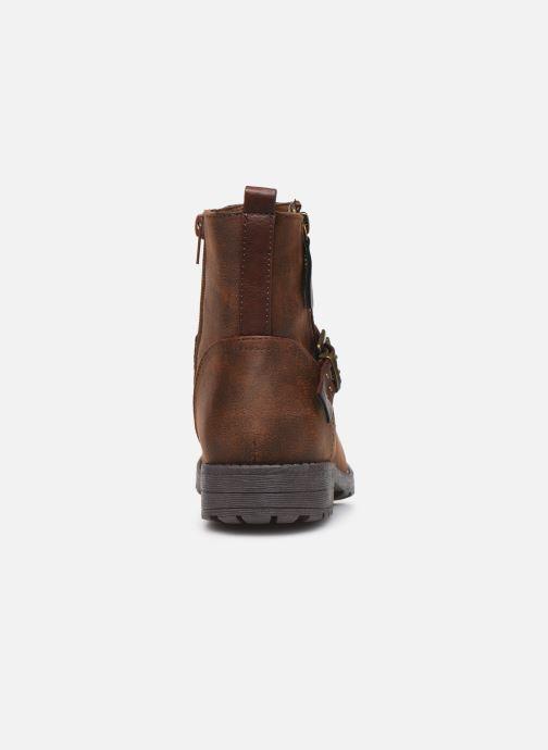 Laarzen MTNG 47856 Bruin rechts