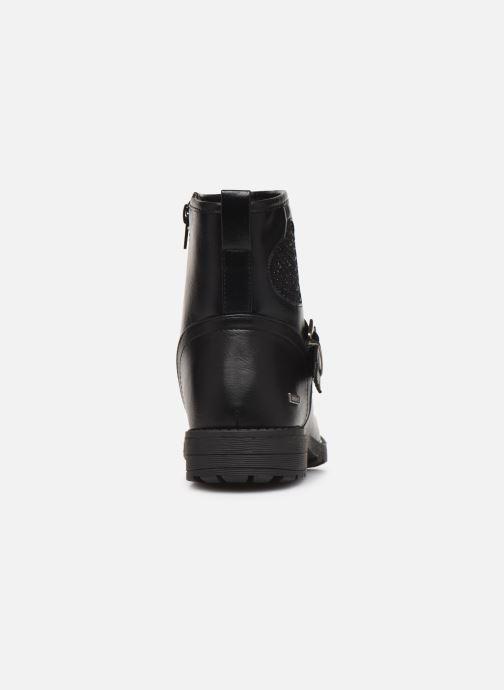 Laarzen MTNG 47857 Zwart rechts