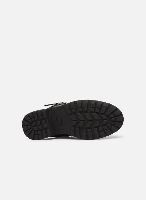 Laarzen MTNG 47857 Zwart boven