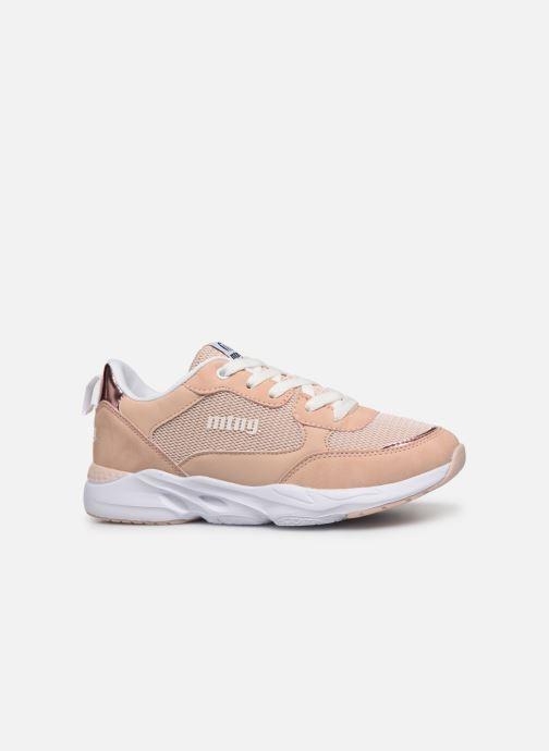Sneaker MTNG 47899 beige ansicht von hinten
