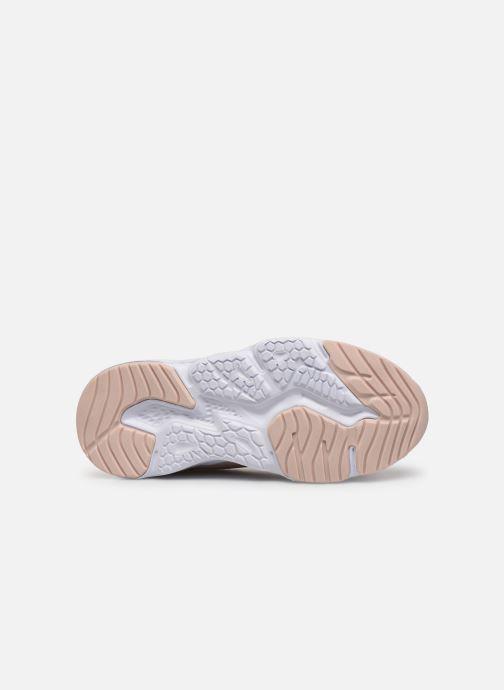 Sneaker MTNG 47899 beige ansicht von oben