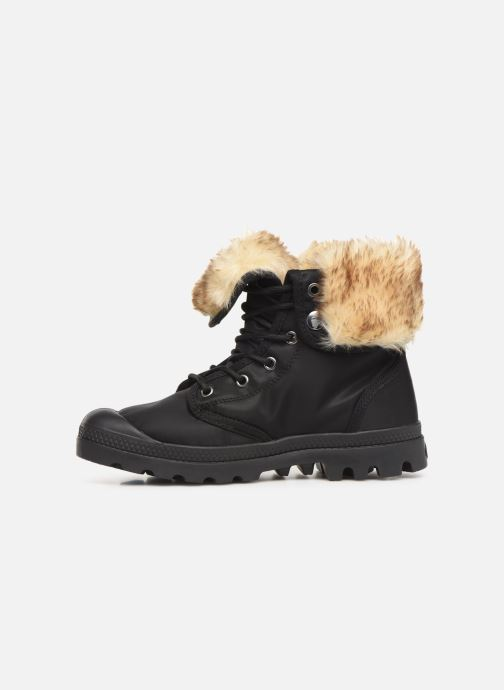 Bottines et boots Palladium Baggy Wtx W Noir vue face