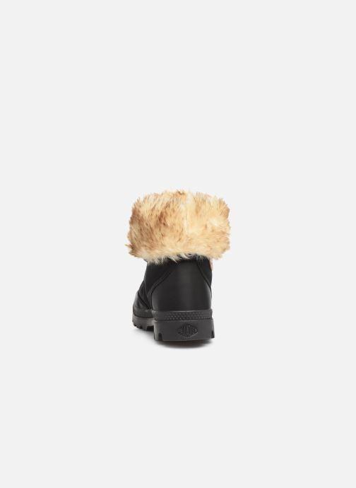 Bottines et boots Palladium Baggy Wtx W Noir vue droite