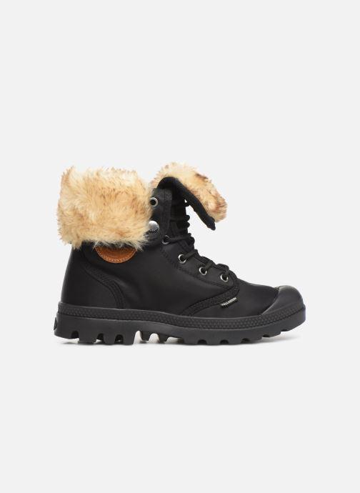 Bottines et boots Palladium Baggy Wtx W Noir vue derrière