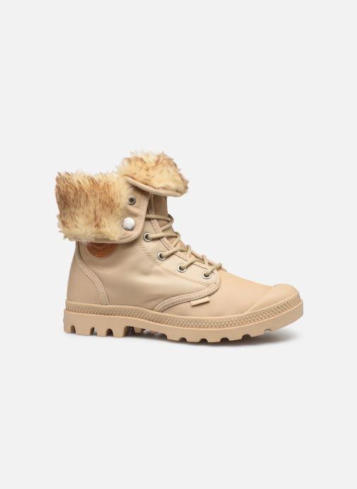 Bottines et boots Palladium Baggy Wtx W Beige vue derrière