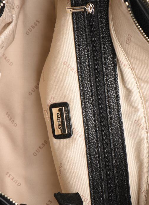 Handtassen Guess ANALISE SOCIETY SATCHEL Zwart achterkant