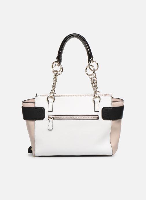 Handbags Guess ANALISE SOCIETY SATCHEL White front view