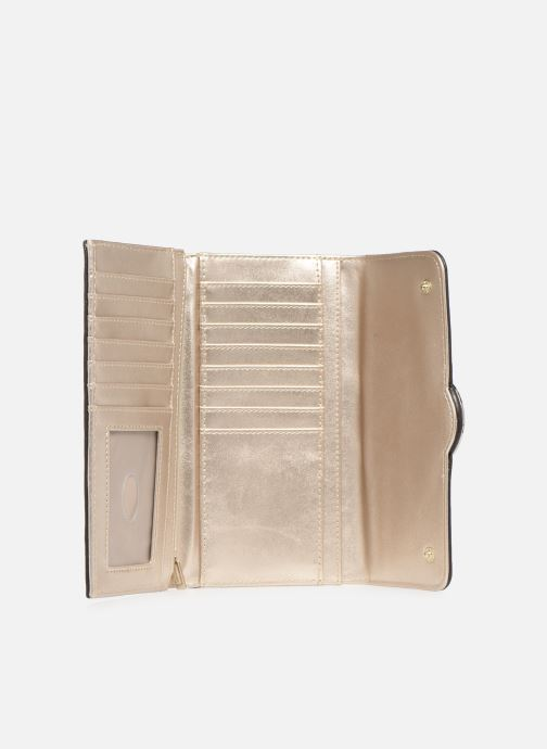 Wallets & cases Guess BLUEBELLE POCKET TRIFOLD Brown back view