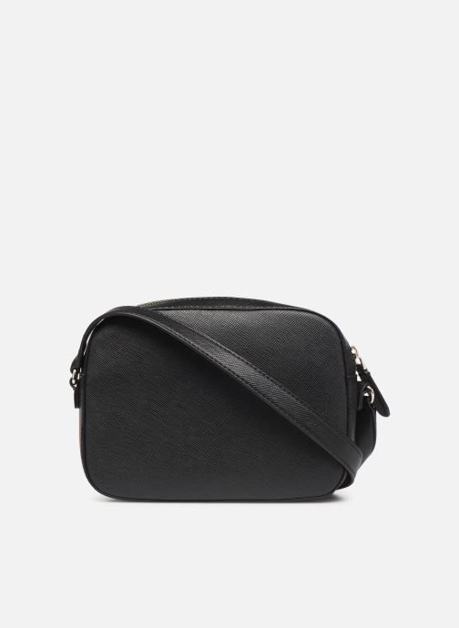 Sacs à main Guess CARYS CROSSBODY TOP ZIP Noir vue face