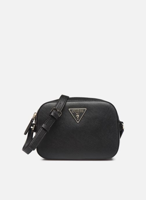Sacs à main Guess CARYS CROSSBODY TOP ZIP Noir vue détail/paire
