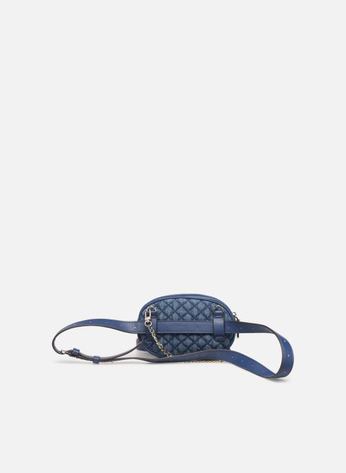 Wallets & cases Guess GUESS PASSION CROSSBODY BELT BAG Blue front view