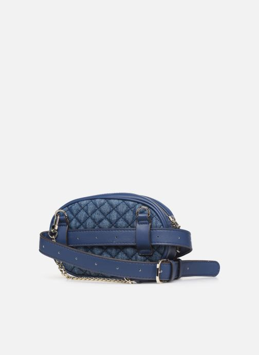 Wallets & cases Guess GUESS PASSION CROSSBODY BELT BAG Blue view from the right