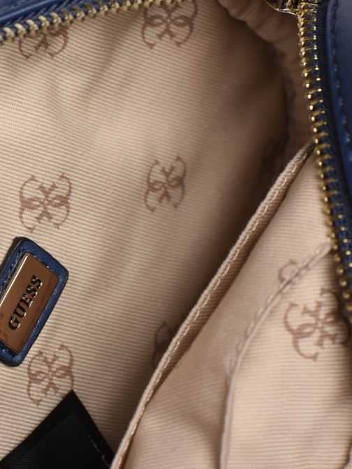 Petite Maroquinerie Guess GUESS PASSION CROSSBODY BELT BAG Bleu vue derrière