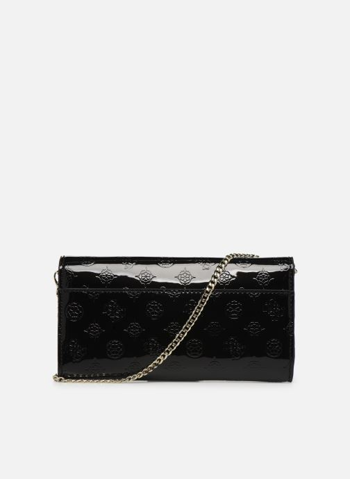 Sacs à main Guess HIGHLIGHT CLUTCH Noir vue face