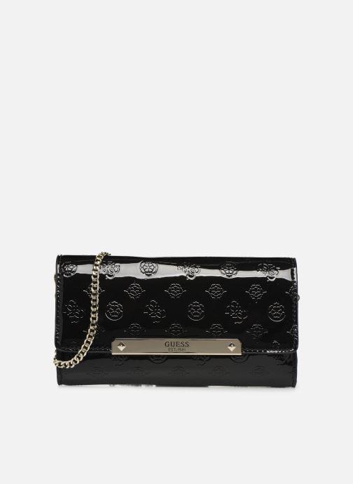 Bolsos de mano Guess HIGHLIGHT CLUTCH Negro vista de detalle / par