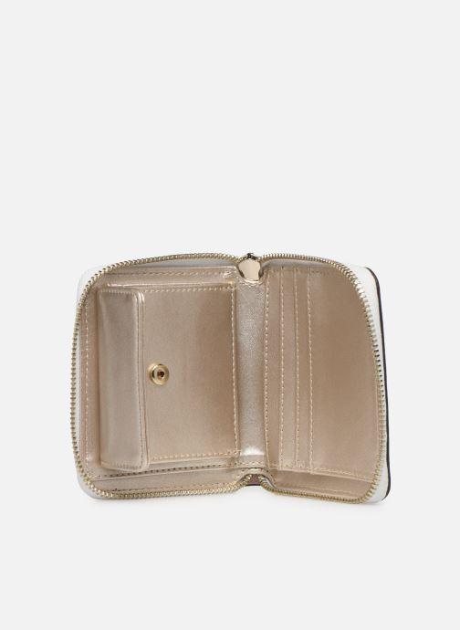 Portemonnaies & Clutches Guess KAMRYN SMALL ZIP AROUND rosa ansicht von hinten