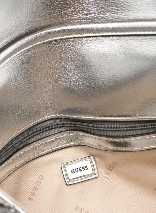 Clutch bags Guess LAIKEN MINI CROSSBODY CLUTCH Silver back view