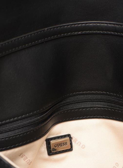 Bolsos Clutch Guess LAIKEN MINI CROSSBODY CLUTCH Negro vista lateral izquierda