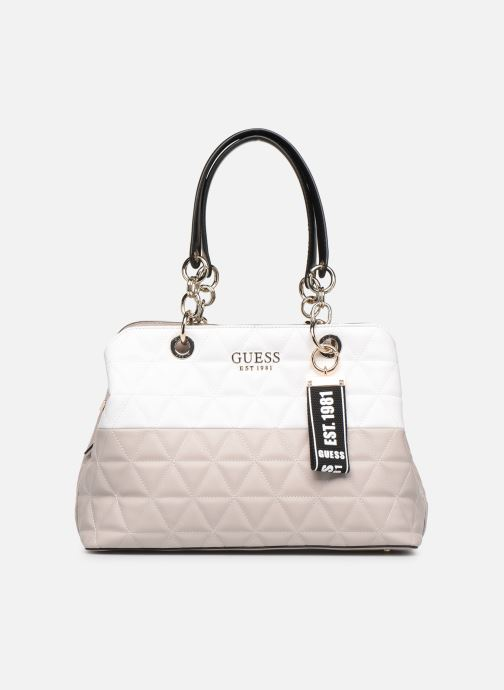 Sacs à main Guess LAIKEN GIRLFRIEND SATCHEL Rose vue détail/paire