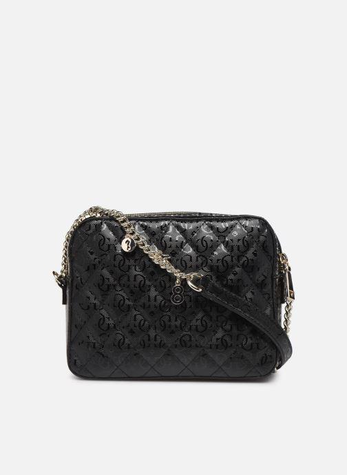 Handbags Guess TIGGY CAMERA BAG Black front view