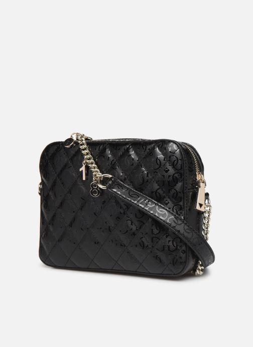 Handtassen Guess TIGGY CAMERA BAG Zwart rechts