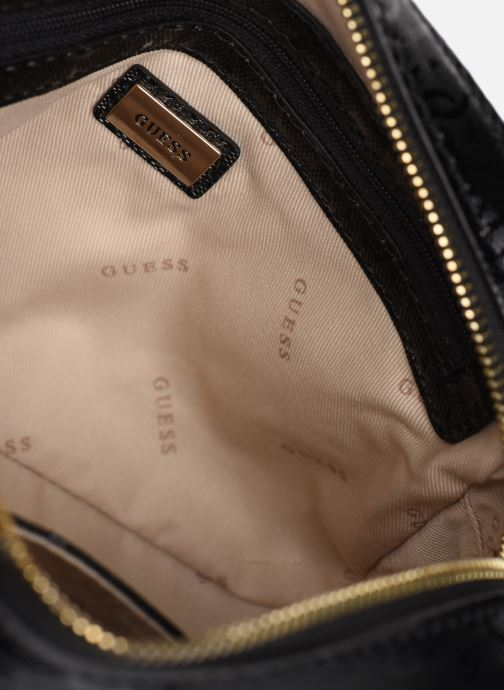 Handbags Guess TIGGY CAMERA BAG Black back view