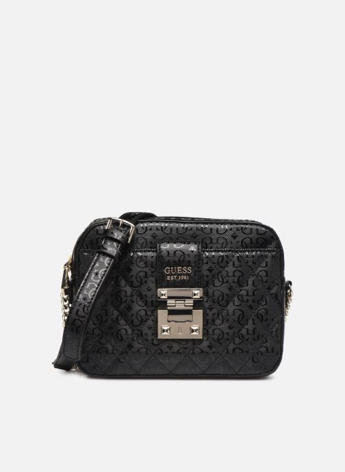 Handtassen Guess TIGGY CAMERA BAG Zwart detail
