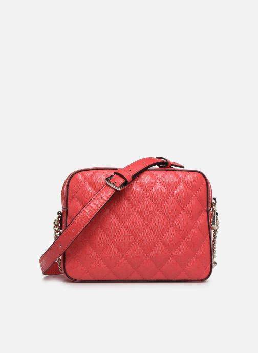 Handbags Guess TIGGY CAMERA BAG Red front view
