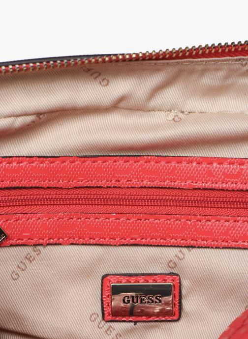 Handtassen Guess TIGGY CAMERA BAG Rood achterkant