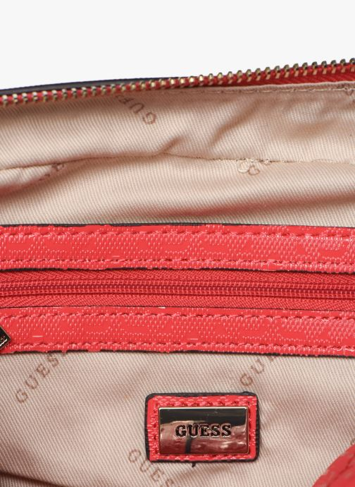 Bolsos de mano Guess TIGGY CAMERA BAG Rojo vistra trasera